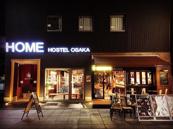 大阪如家青年旅館。 圖/agoda