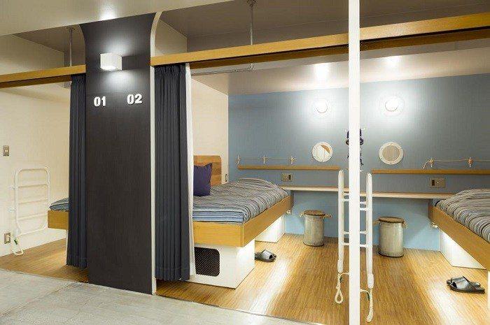 大阪64青年旅館。 圖/agoda
