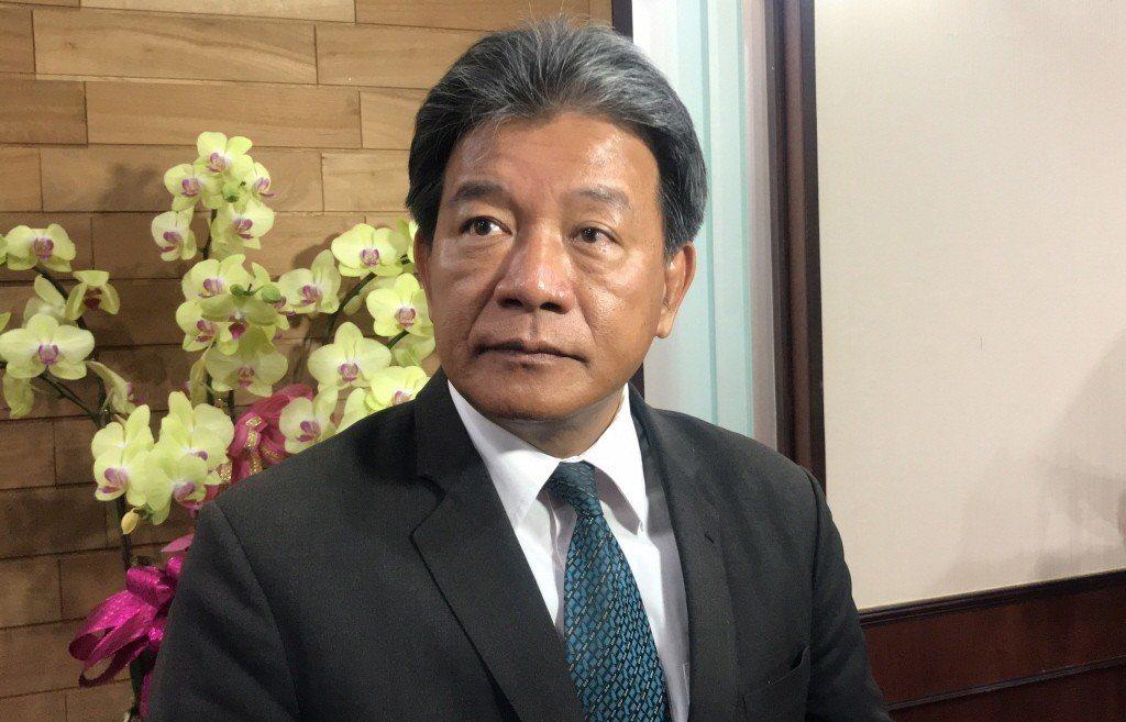 台南市議會新任議長郭信良。報系資料照