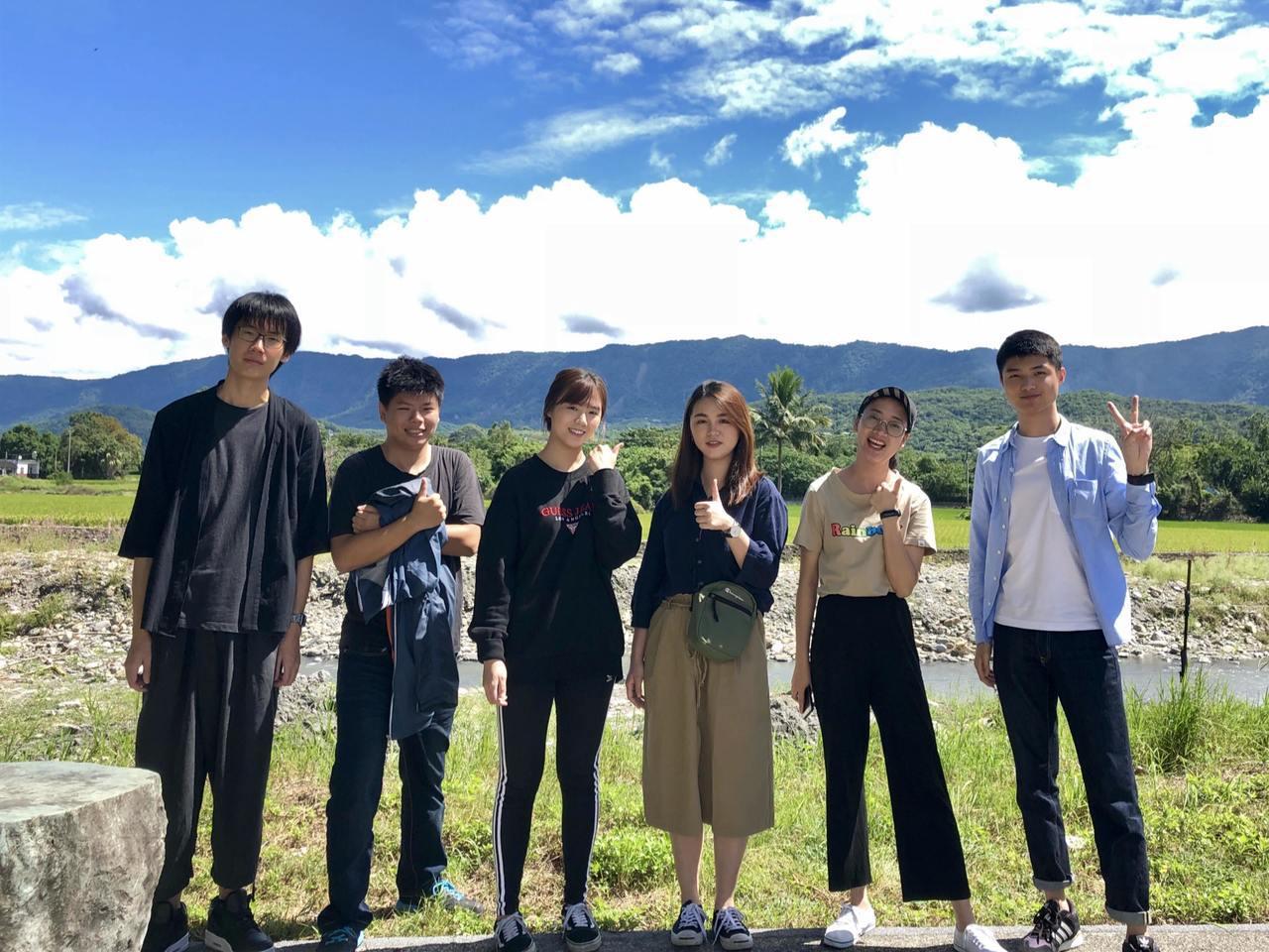 台科大跨領域學生團隊走訪台東關山鎮做田野調查,透過影片紀錄當地的建築特色、原住民...