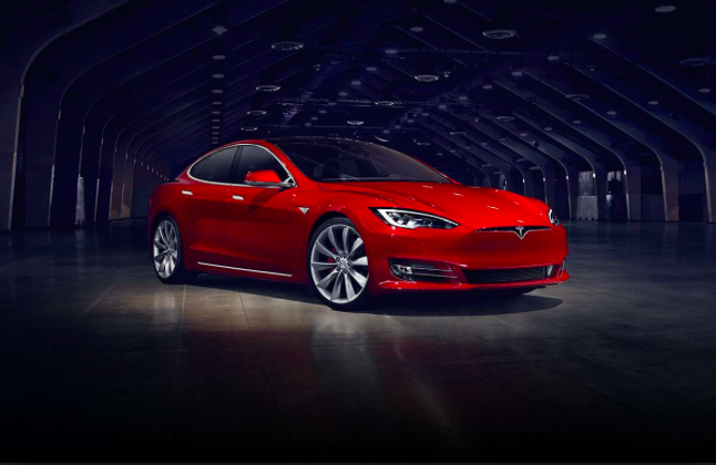 Model 3將在上海工廠開工兩年後開始生產。(Tesla台灣網站)