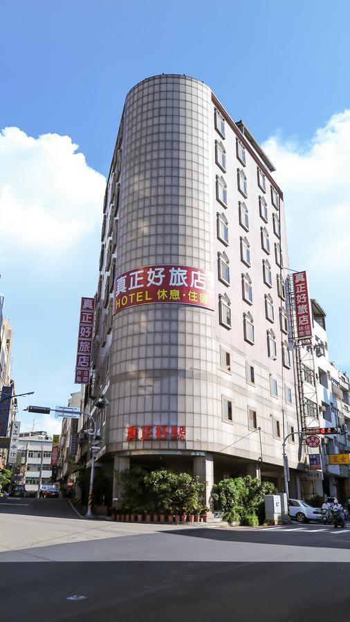 台中市豐原區經營23年的真正好旅店。圖/業者提供