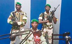 軍人不滿總統!西非油國加彭 政變失敗