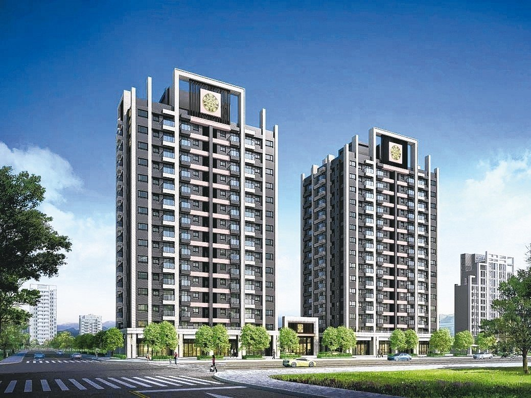 「遠雄新苑」,全案2至3房,享受酒店式公寓豪宅多樣氣派公設。 業者/提供