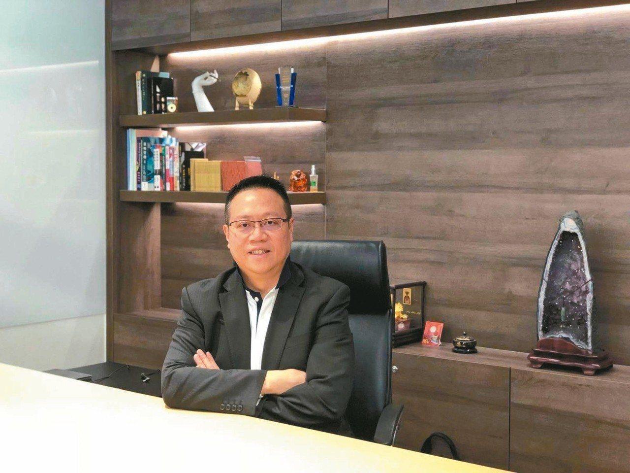 口袋科技董事長李興亞 口袋科技╱提供