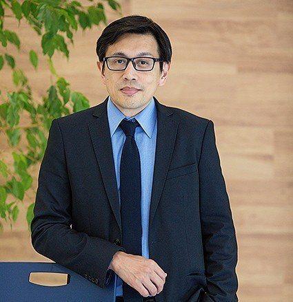 SEMI國際半導體產業協會全球行銷長暨台灣區總裁曹世綸。 SEMI/提供