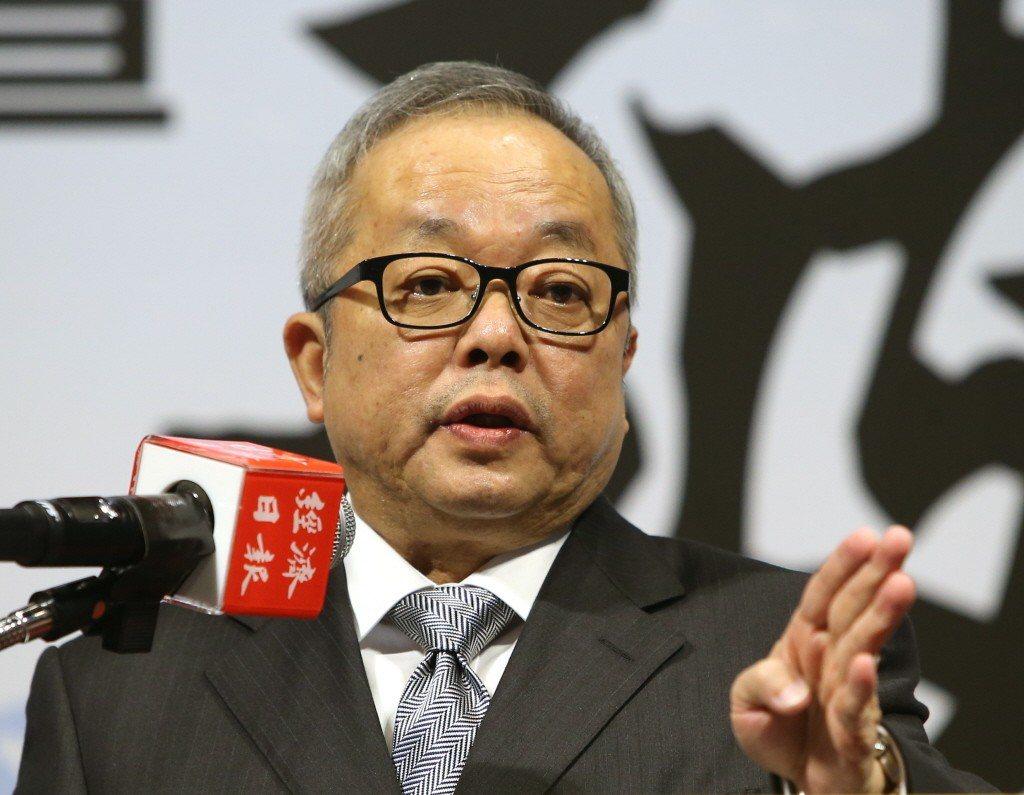 行政院副院長施俊吉。聯合報系資料照/記者林澔一攝影