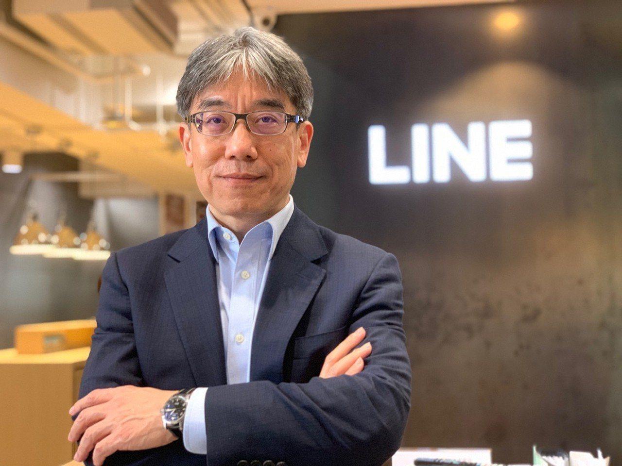 連線商業銀行(LINE Bank)籌備處執行長黃以孟8日上任,他表示,LINE ...