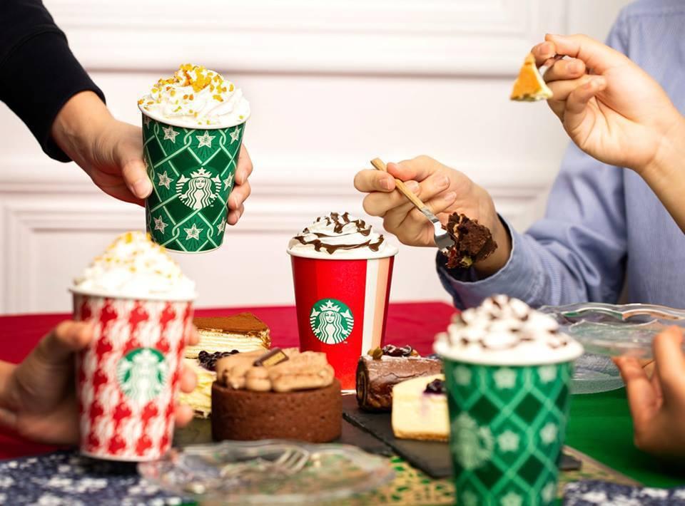 星巴克推出一連7天抽優惠活動。 圖片來源/星巴克咖啡同好會(Starbucks ...