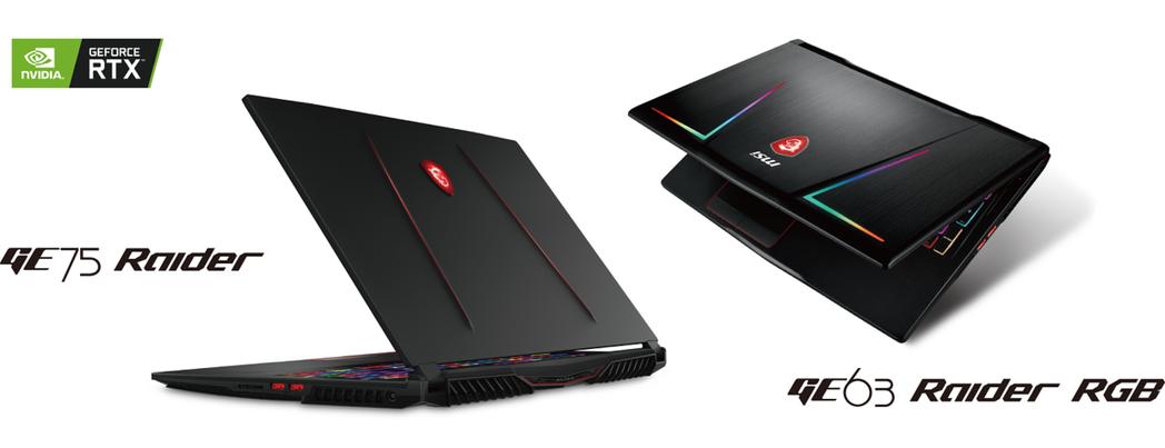 GE系列也將全面導入新一代顯卡。 微星/提供