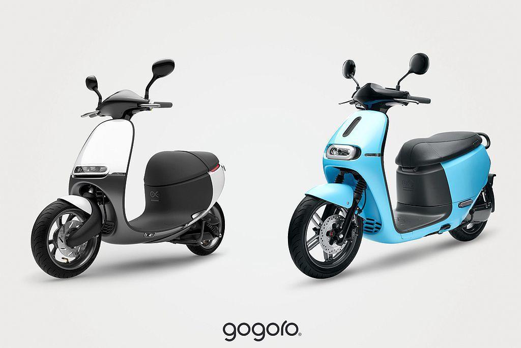 去年Gogoro以市占率8.4%、總銷售7.2萬輛的成績傲視其他台灣電動機車品牌...