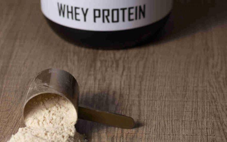 乳清蛋白。圖取自營養師帶你吃外食