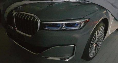 鼻孔又更大了 小改款BMW 7-Series有望日內瓦現身?