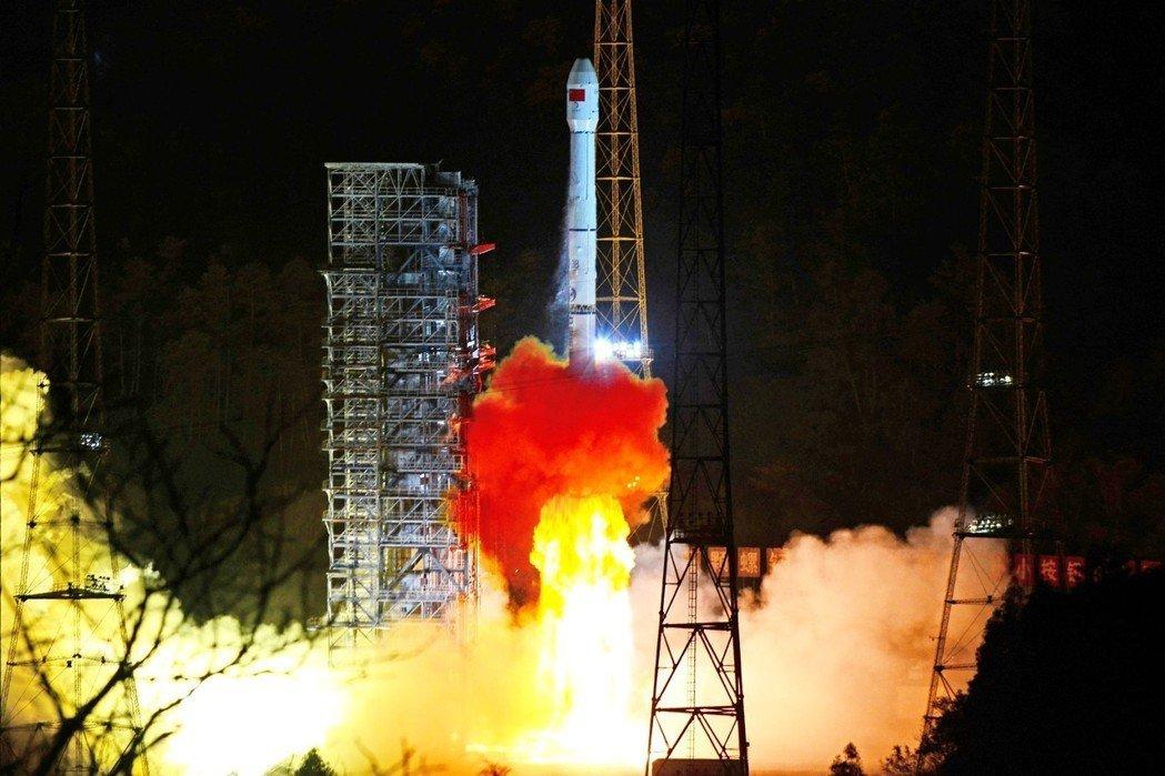 中國成功發射「嫦娥四號」後,「太空軍事化」備受熱議,因為火箭發射既可提供科學研究...