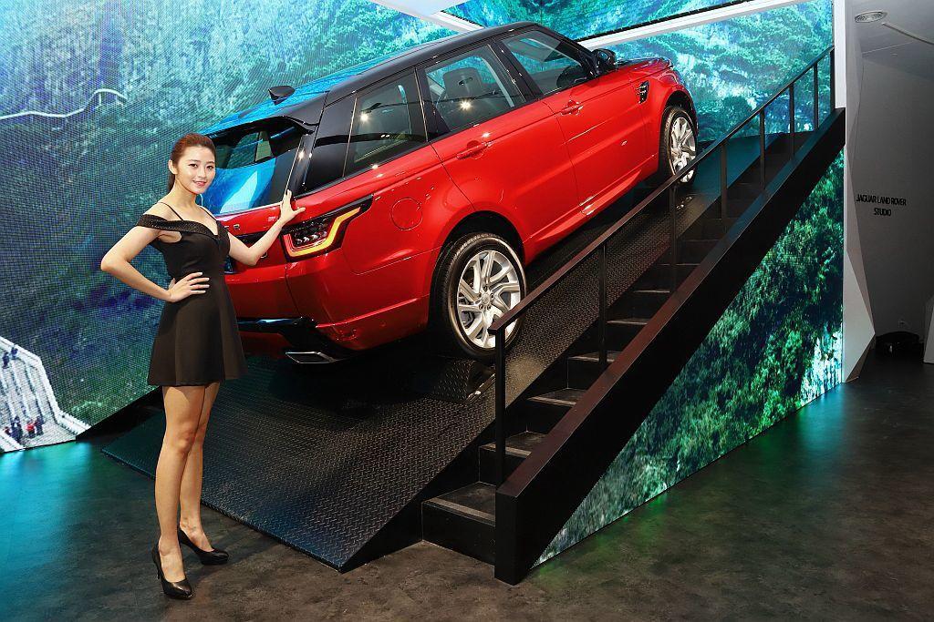 2017年底的中國大陸張家界天門山挑戰,讓全球民眾看見Land Rover Ra...