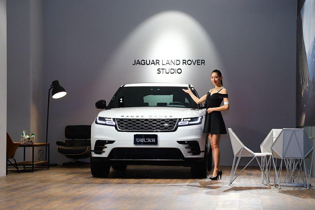 Land Rover Rover Range Rover Velar,以獨立空間...