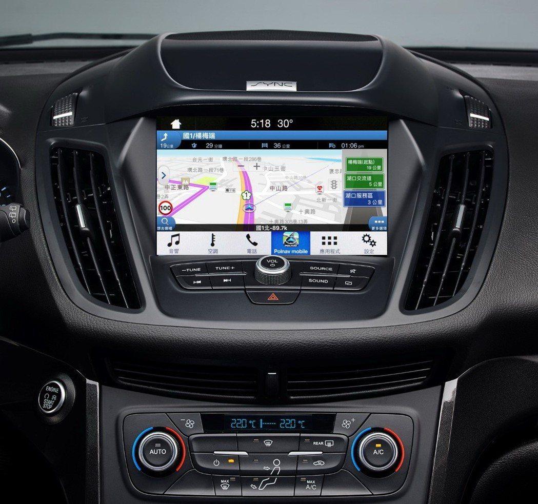 自2019年1月4日至2019年12月31日止,Ford開放搭載SYNC 3之車...