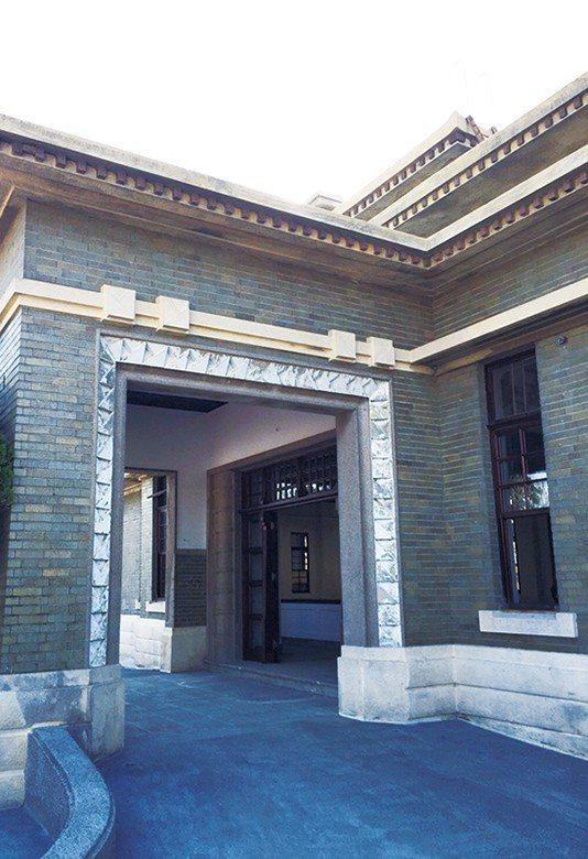 帝國製糖廠臺中營業所建築本體 【圖・文化資產處】