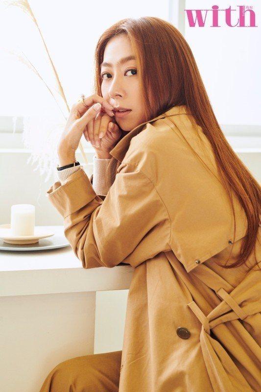 陳綺貞分享創作最大靈感來源是愛情。圖/with國際中文版雜誌提供