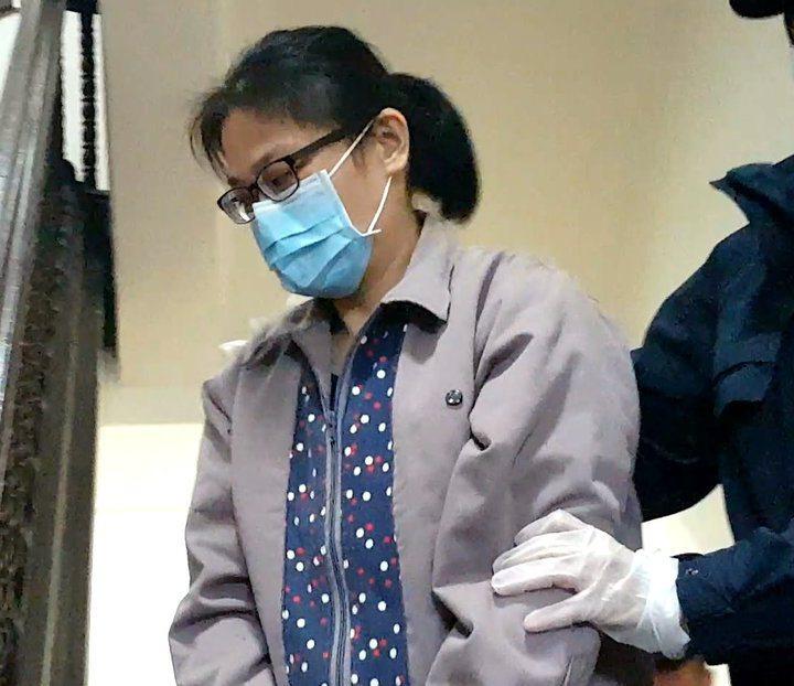 婦人張芳馨殺死小姑,還將她封入水泥內,一審被判處無期徒刑,她認為「判太重」而上訴...