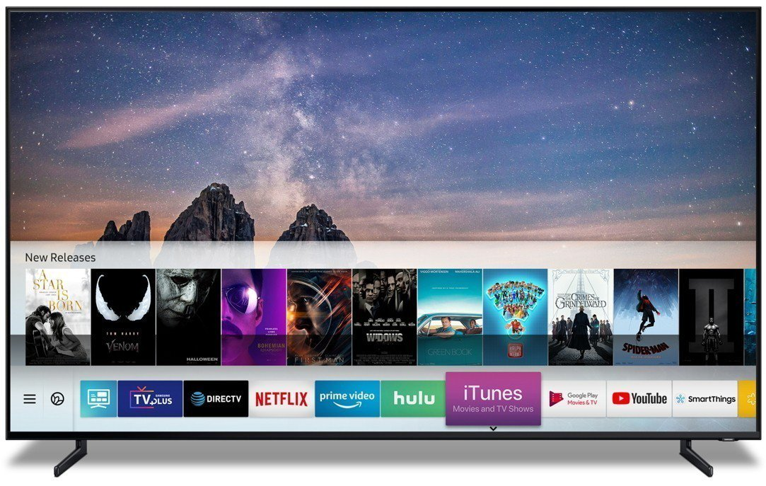 三星電子今天宣布自今年春季起,旗下2019年版智慧電視(Smart TV)將可播...