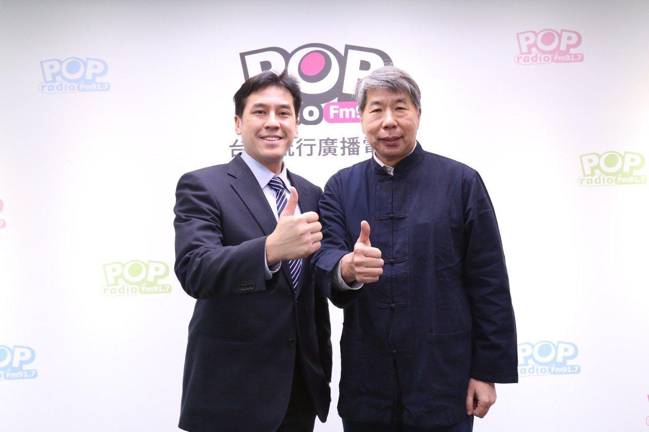 表態爭取國民黨提名參選2020總統的台大政治系教授張亞中今受訪時也砲口對內,抨擊...