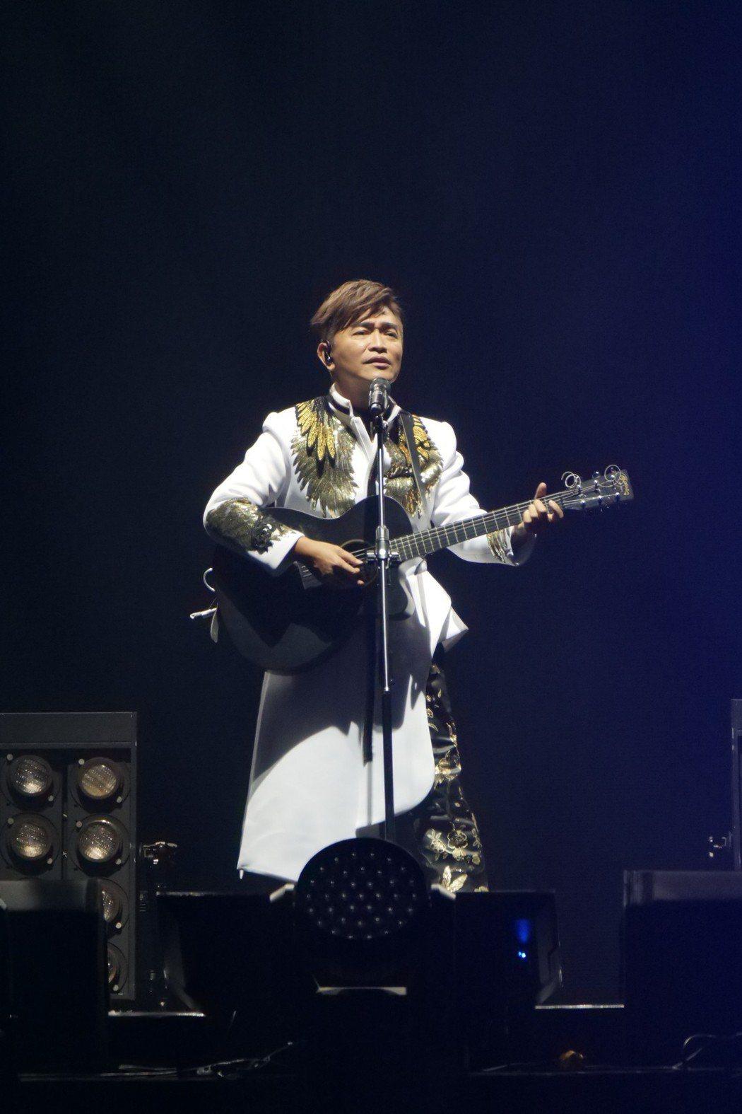吳宗憲將於5月18日唱進高雄巨蛋。圖/華貴娛樂提供