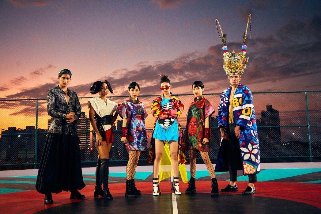 Karencici新歌「陪你玩到底」MV。圖/華研國際提供