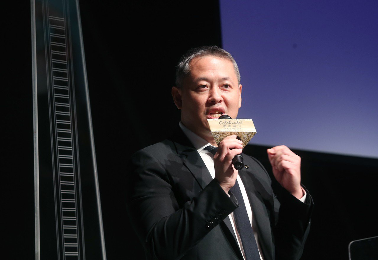 微風集團董事長廖鎮漢表示,微風南山餐飲超過4成是黃金比例,希望透過商品差異化為信...