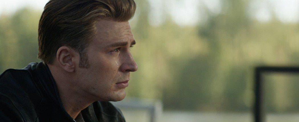 美國隊長流下眼淚令影迷擔心「復仇者聯盟:終局之戰」結局恐讓人傷痛。圖/摘自imd