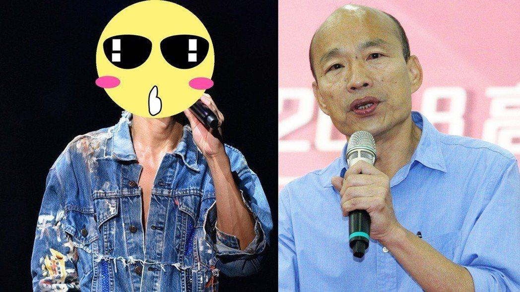 韓國瑜擔任市長後積極推廣觀光,更將3、4月定調為「香港月」。記者劉學聖/攝影