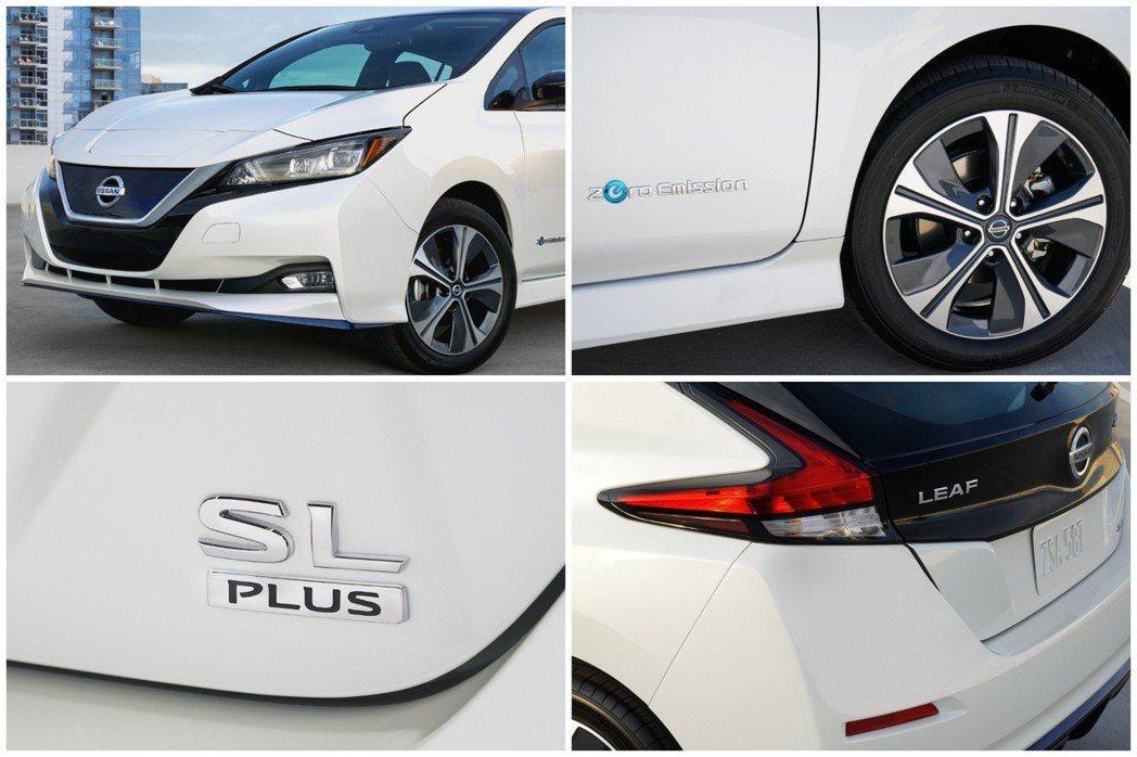 Nissan Leaf e+。 摘自Nissan