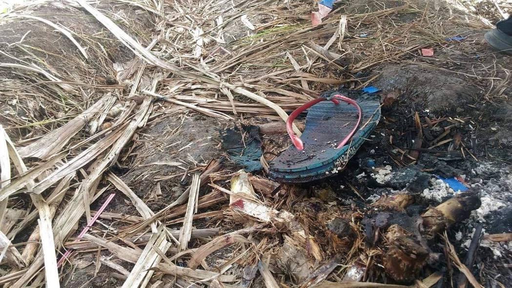 去年10月20日發生的「沙蓋屠殺」,約10餘名蔗農遭到M16突擊步槍掃射,包含女...