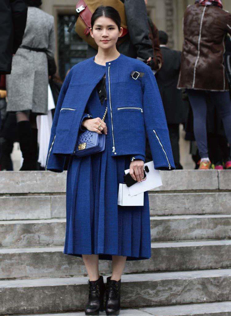 圖/帕斯頓數位多媒體《時尚街拍聖經》