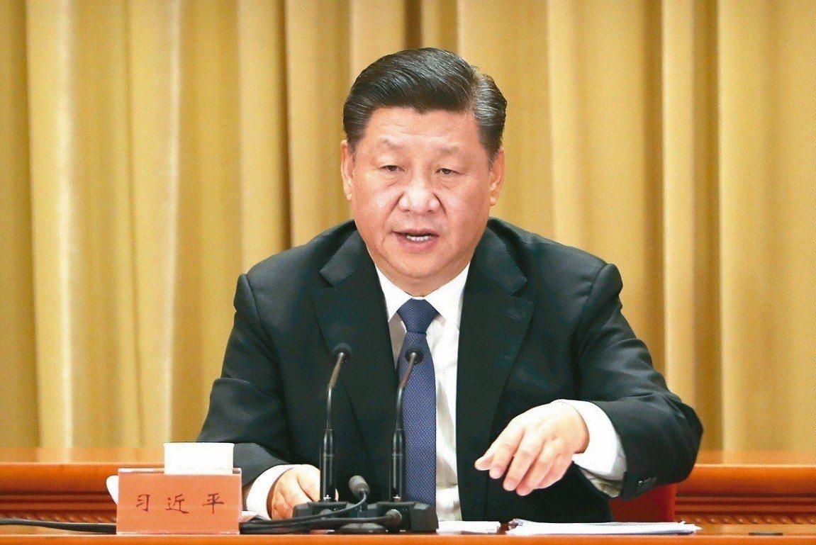 中共國家主席習近平。(路透)