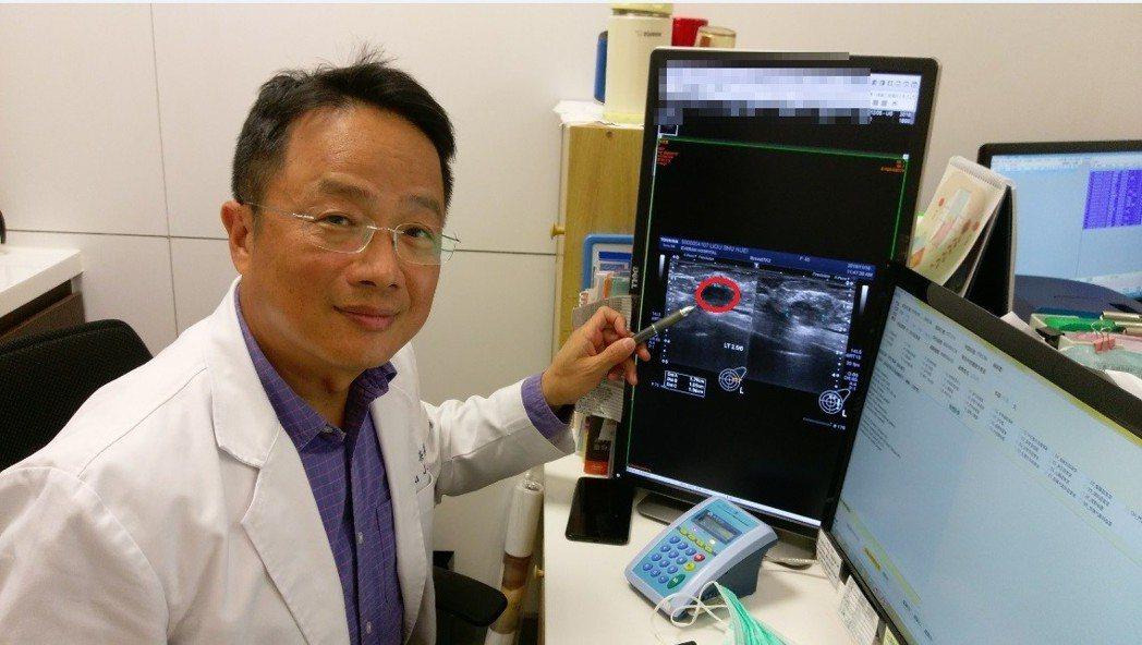 長安醫院副院長、乳房外科醫師吳嘉隆指出,「定位冷凍針治療」是治療乳癌新的里程碑。...
