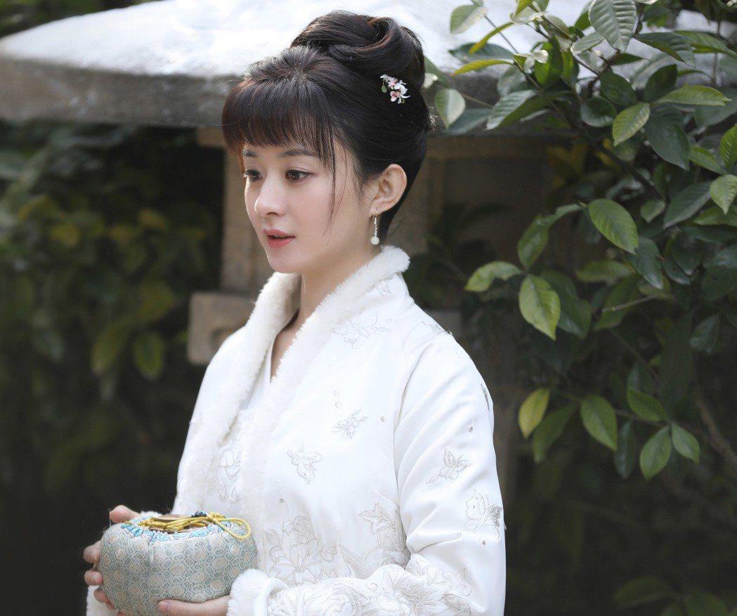 趙麗穎演起戲來是拚命三娘。圖/LINE TV提供
