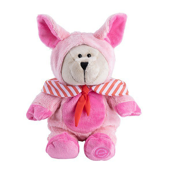 豬年熊寶寶,售價690元。圖/星巴克提供