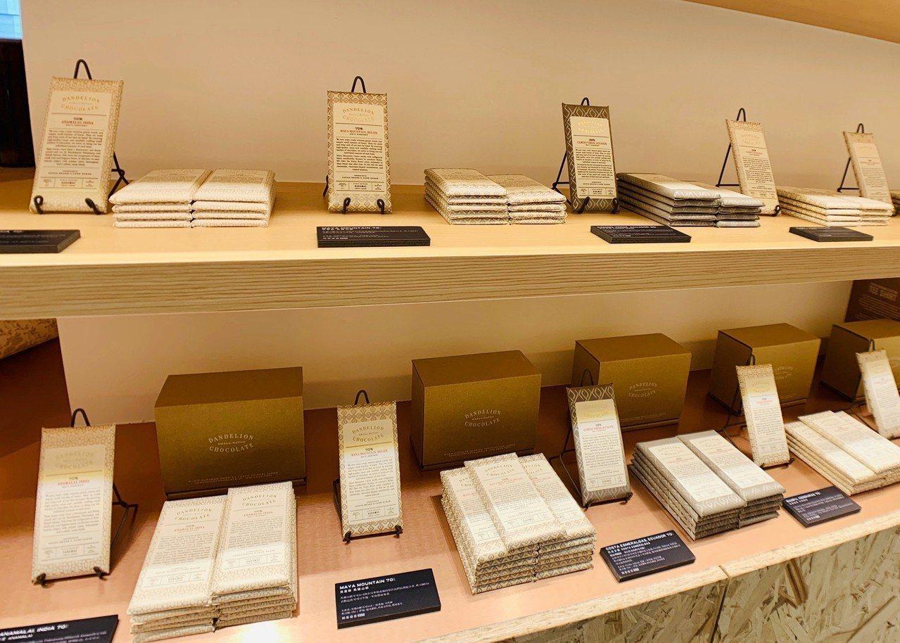 Dandelion Chocolate單一產地手工Chocolate Bar,售...