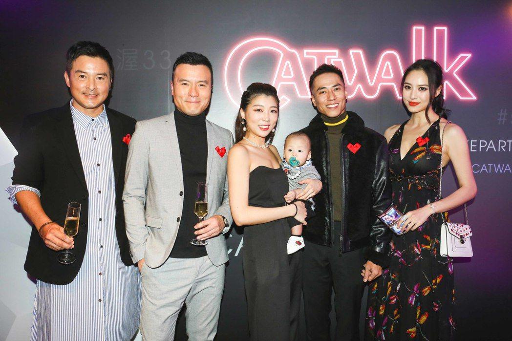 凱渥33週年斥資千萬舉辦Catwalk Fashion Party 時尚有愛派對