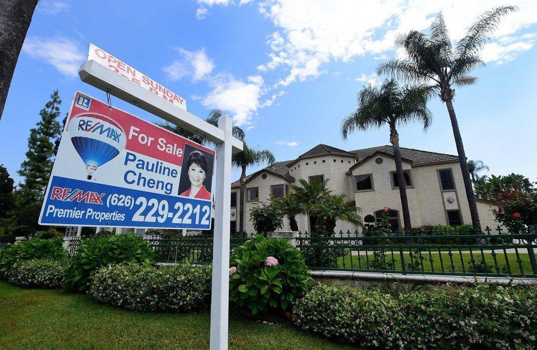 中國的中產階級現在也開始買進美國房地產。(圖/法新社)