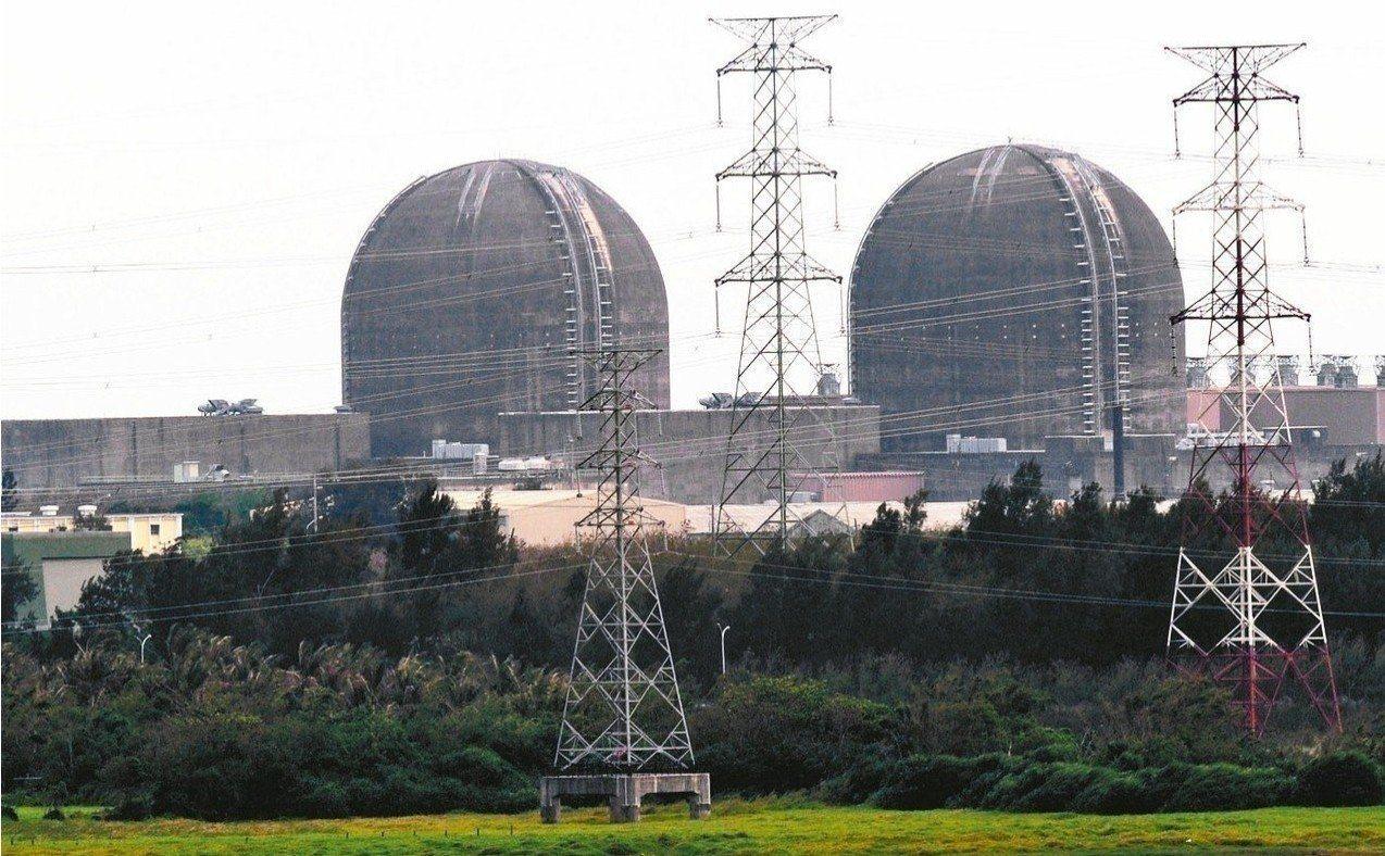 核三廠。圖/聯合報系資料照片
