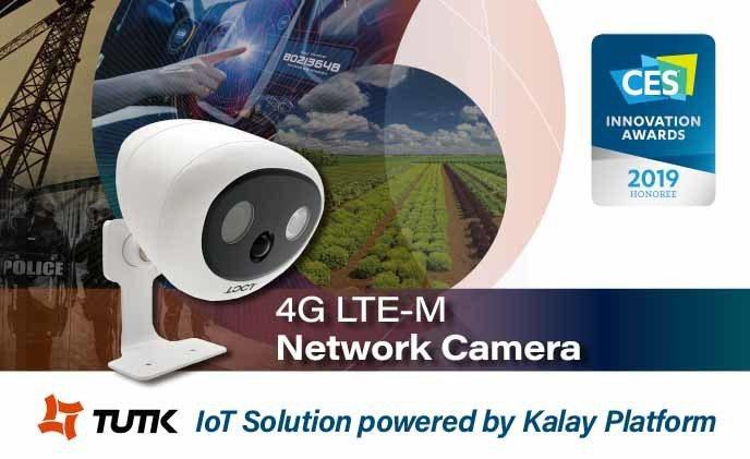 物聯智慧與4G LTE模組廠商Sierra Wireless及影像方案商LOCT...