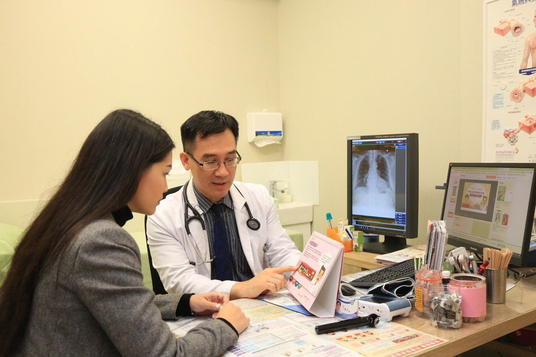 衛福部健保署自2001年11月起推動氣喘醫療給付改善方案,台灣胸腔暨重症加護醫學...