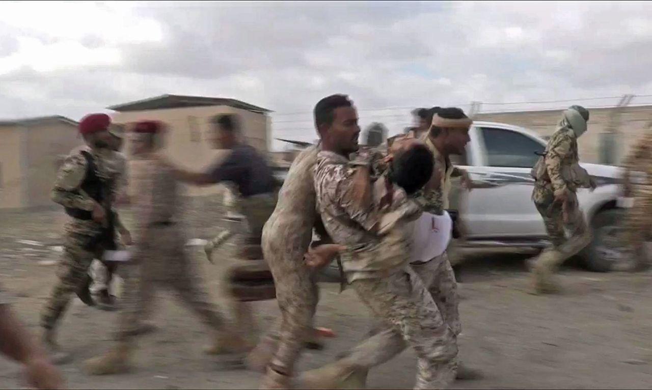 葉門什葉派激進團體青年運動今天發動無人機攻擊,造成數人喪生。 法新社