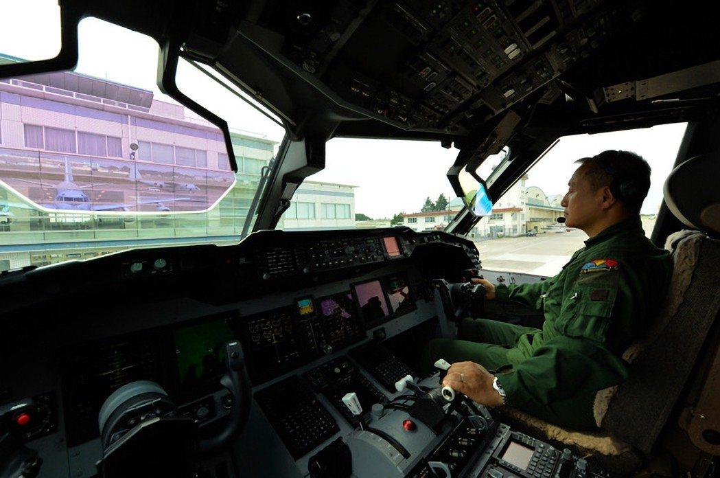 日方指出,韓國以火控雷達的特殊波段,針對日機進行多次照射。圖為日本海上自衛隊公開...