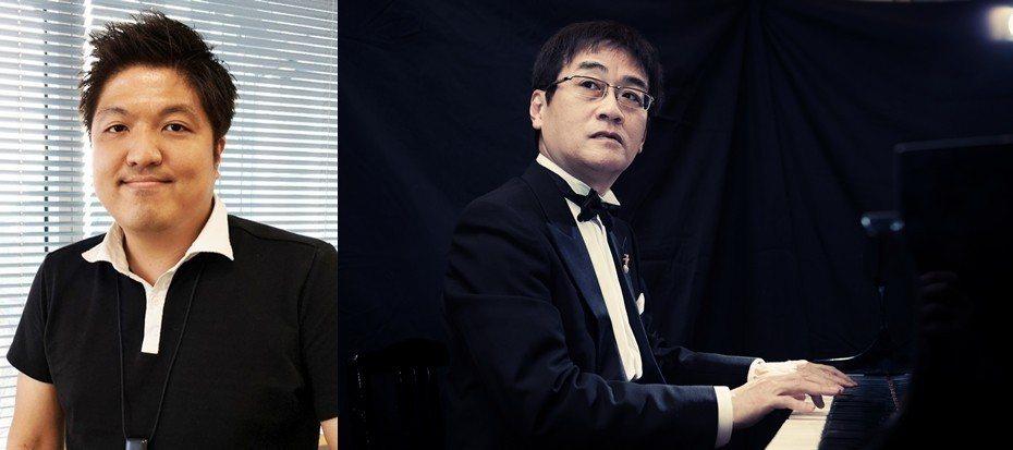 製作人 平田玲/作曲家 田中公平