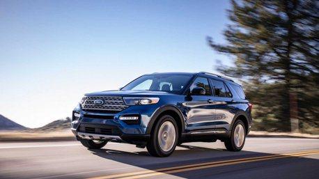第六代Ford Explorer正式發表 國內今年將進口導入!