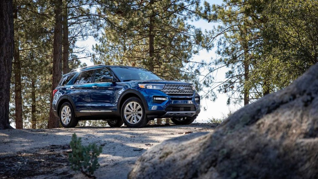 第六代Ford Explorer依據車型不同,提供2.3升與3.0升兩種動力選擇。 摘自Ford