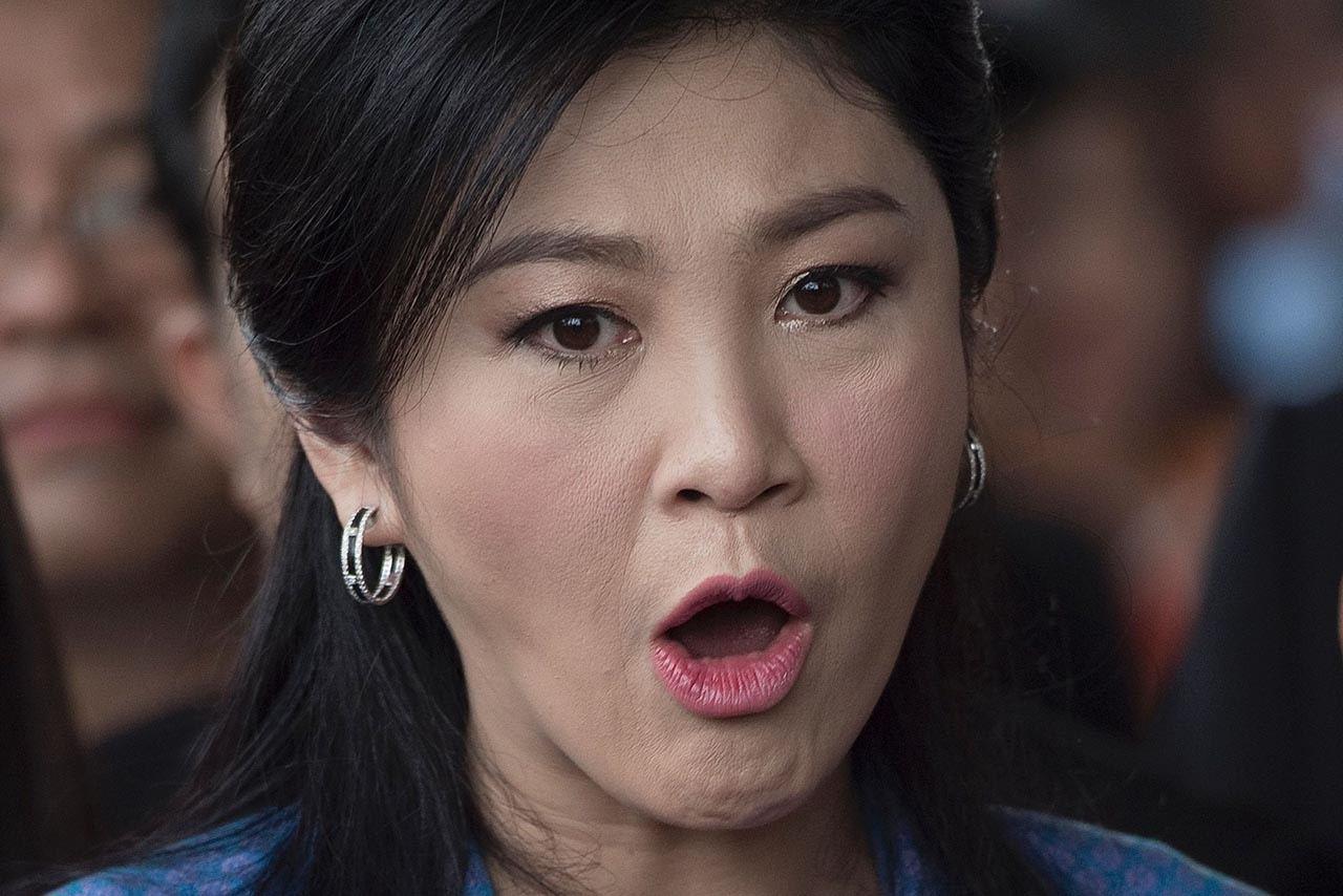 英祿在2011至2014年擔任泰國總理,之後因政變被趕下台,2017年流亡海外。...